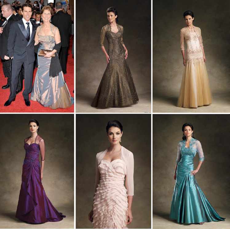 Mother of the bride or groom gowns by designer Rina di Montella available at Brides & Beaux in Colleyville, Texas
