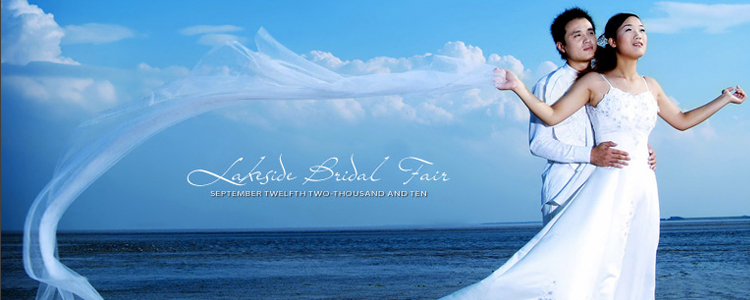 Lakeside Bridal Fair and other DFW bridal shows in Brides of North Texas.