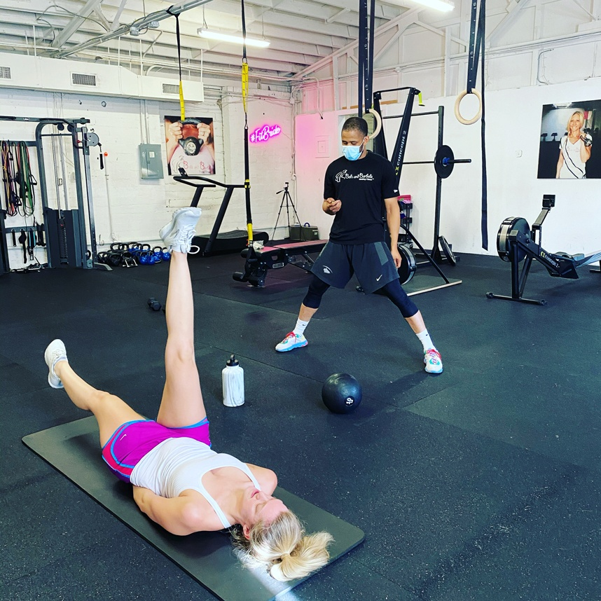 How to Stay Active During COVID-19: Tips from a Wedding Fitness Professional