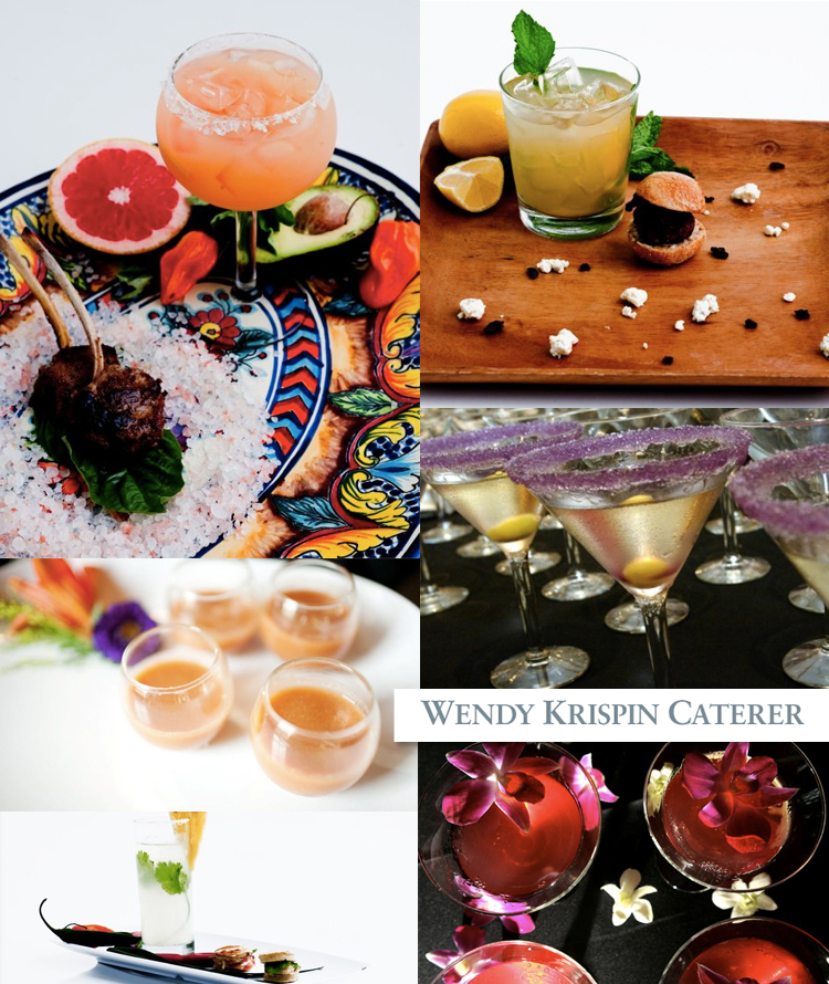 Dallas weddding catering Wendy Krispin Caterer