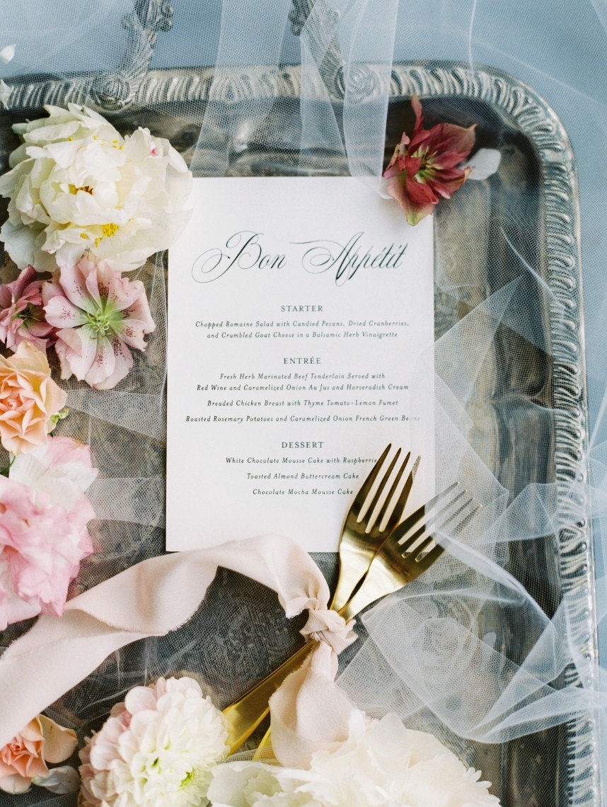engaged events wedding details