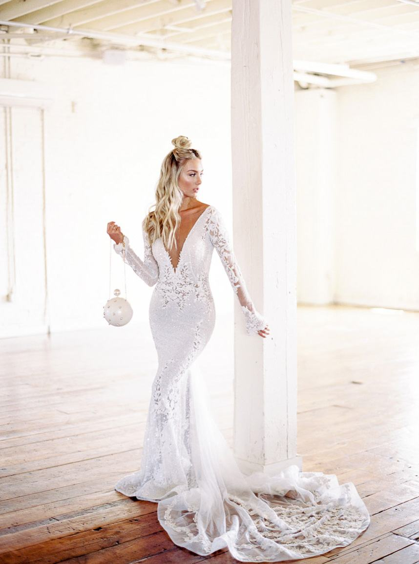Best of 2018 Bridal Fashion Trends