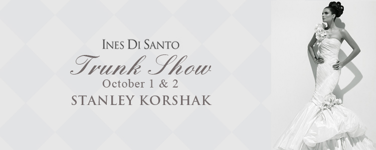 Find Stanley Korshak and other wedding gowns and attire in the DFW area.
