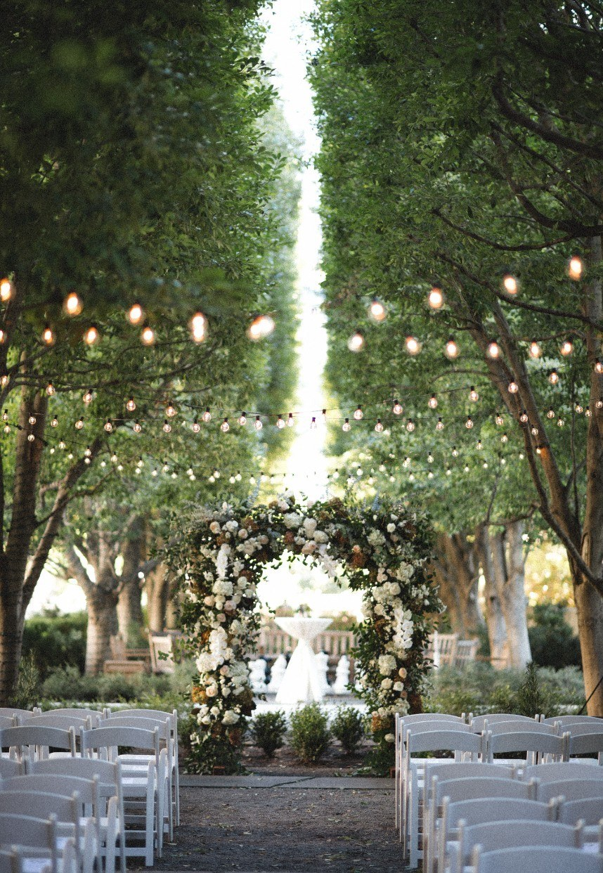 silver lining events wedding details