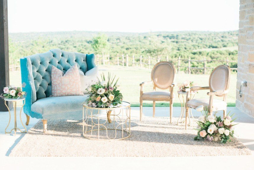 styled shoot by events by jade