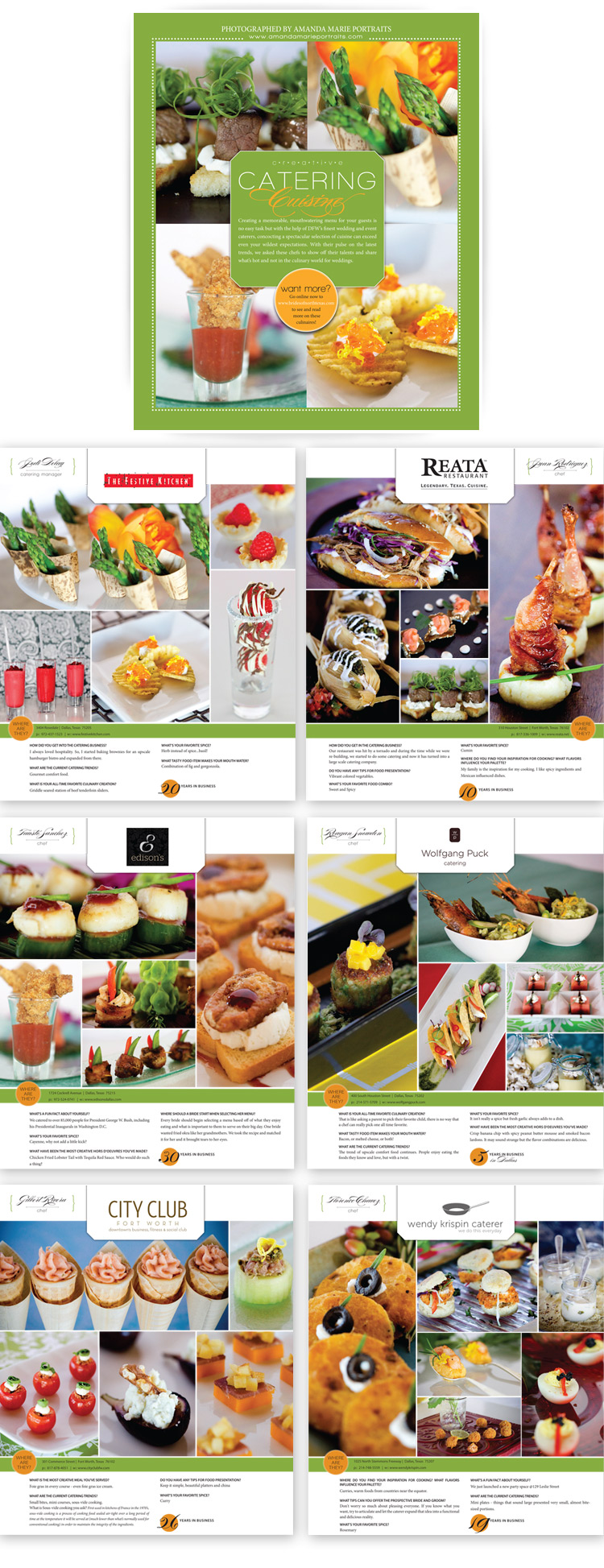 North Texas wedding caterers - Dallas, Fort Worth