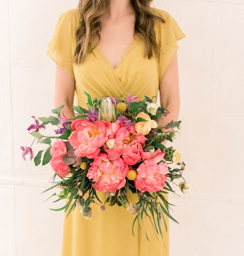 Countdown to the Brides of North Texas Cover - Five Fresh Florals