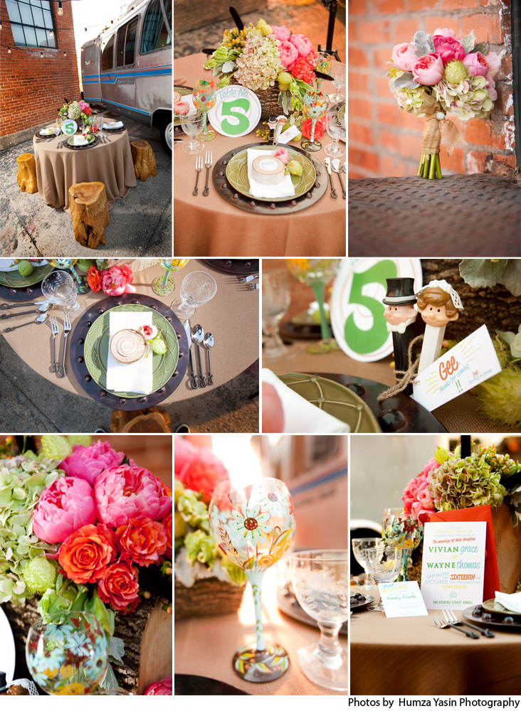 A Stylish Soiree - Texas wedding planner and florist