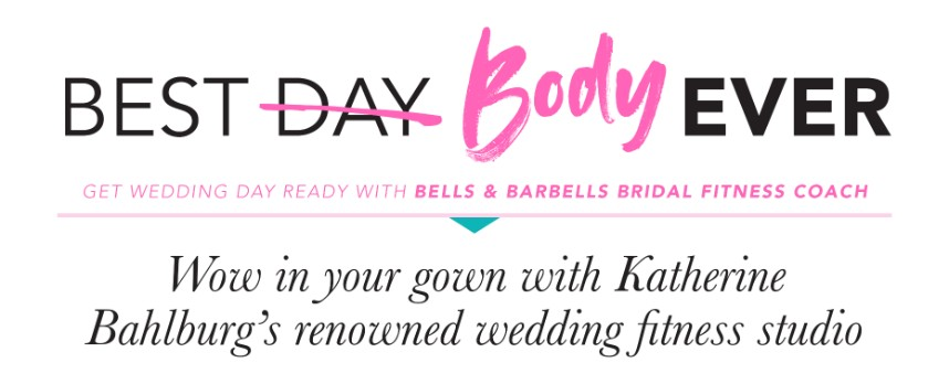 bells and barbells bridal fitness with katherine bahlburg