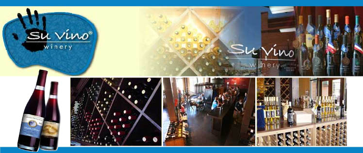 Su Vino Winery in Grapevine, Texas, is available for rehearsal dinners and bridesmaids luncheons. They also have custom wedding favors and wedding party gifts