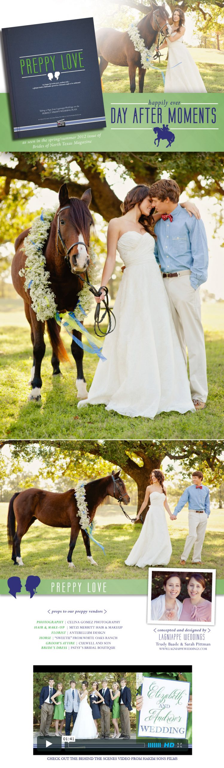 Preppy Love Part VI Happily Ever Day After Moments