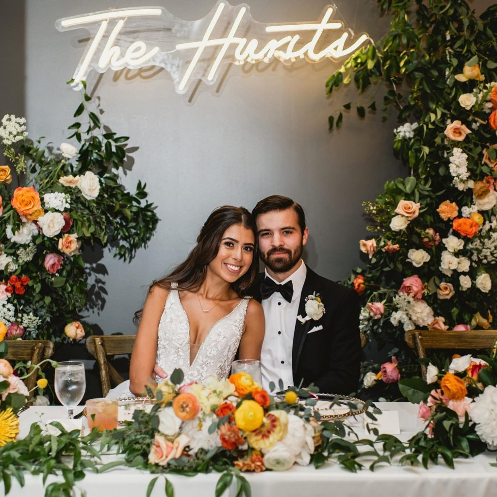 """""""Without a doubt, our most helpful wedding vendor was Caitlin Sulley and her team of celebratedallas. From the moment we"""