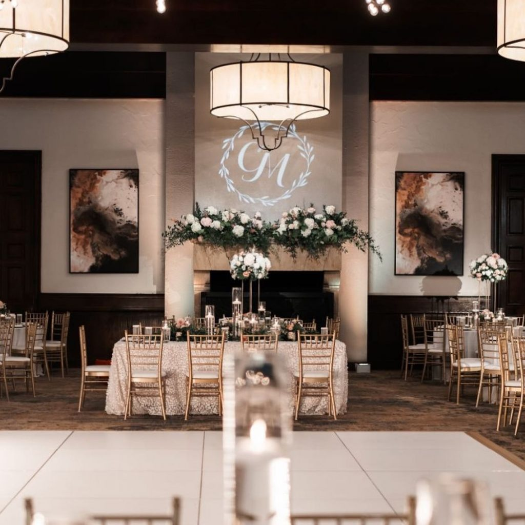Everyone wants their big day to be lit but how about well-lit?!? Your venue might have its own lighting, but