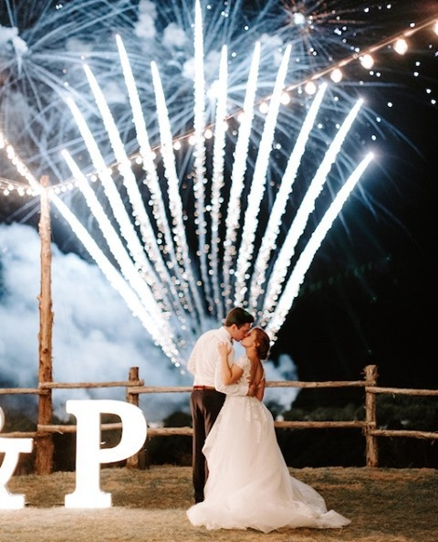 We are never not celebrating here at bridesofnorthtx, but especially on New Year's Day! Another year of couples joining hands