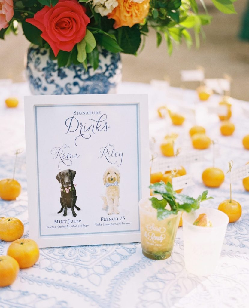 Wondering how to incorporate personal + meaningful details into your wedding ceremony or decor? We're sharing some of our favorite
