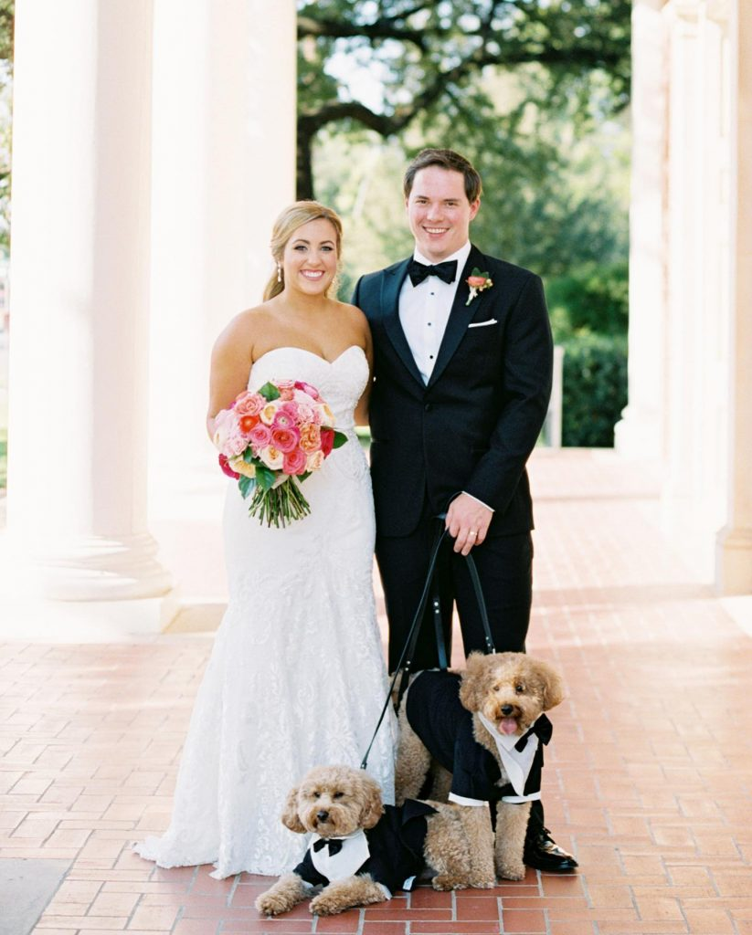 """""""My photographer, stephaniebrazzle, is amazing! She felt like a friend that was at our wedding and just happened to be"""