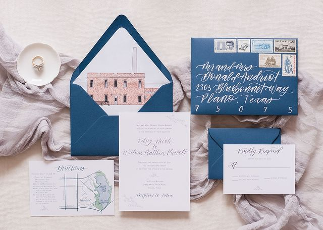 Custom stationery is so much more than just pretty paper – it's one of the first intros to your established