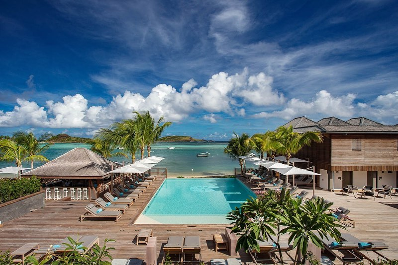 St. Barts is THE island of luxury! As one of the trendiest destinations in the Caribbean, the island boasts pristine