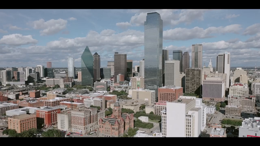 Prepare to be inspired by this urban Dallas wedding video. The views from lorenzohotel are jaw dropping to saw the