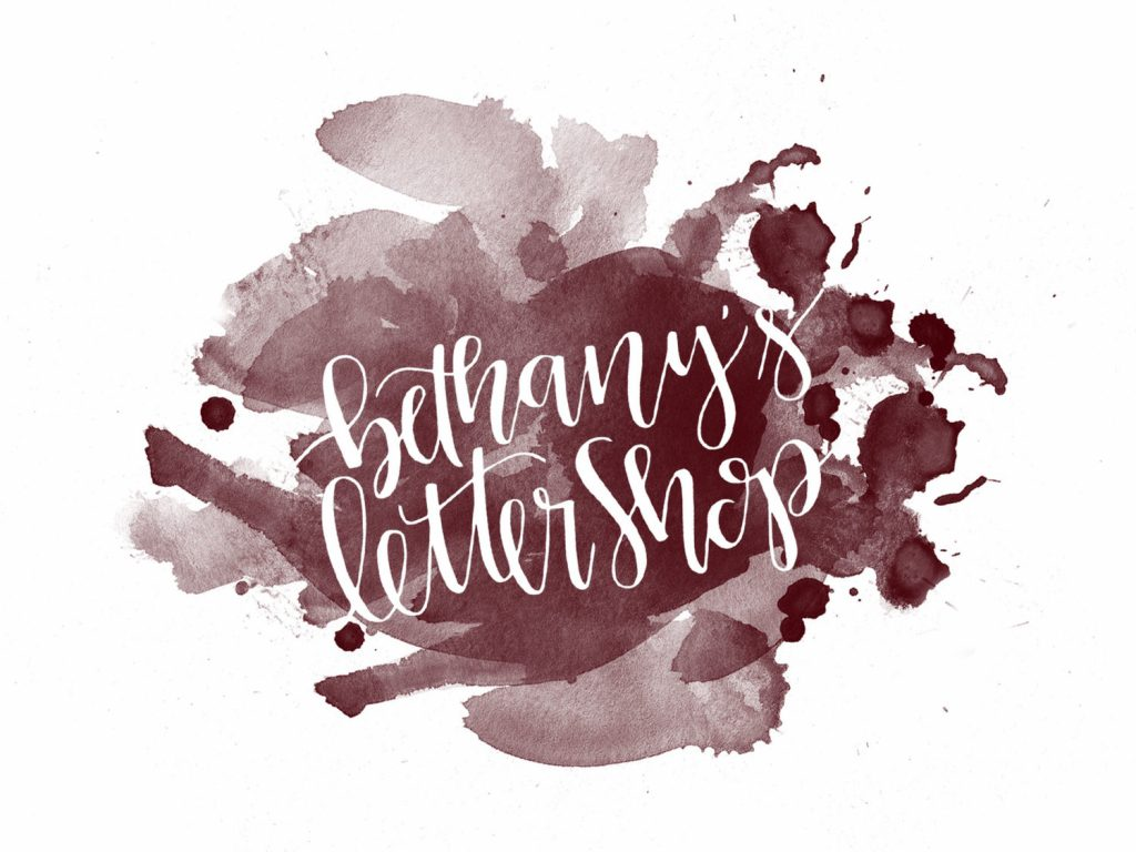 Bethany's Letter Shop