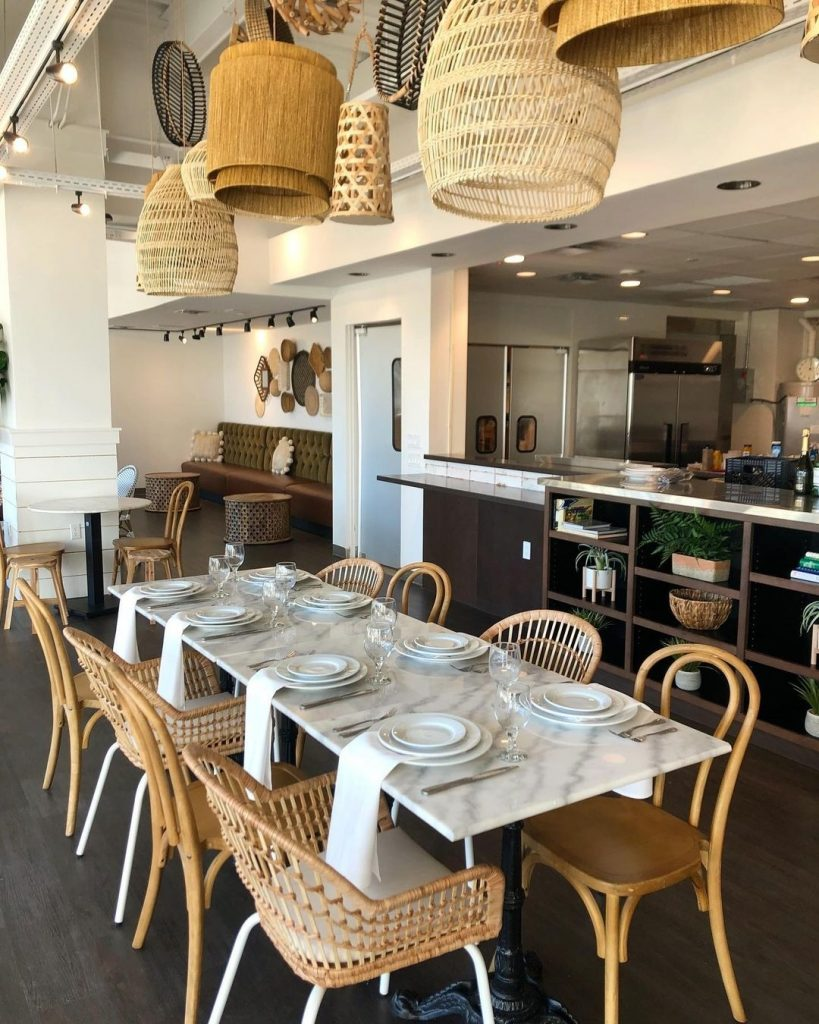 The cutest new café (and one of our favorite new rehearsal dinner venues) just opened this year - introducing parkwayexperiences!