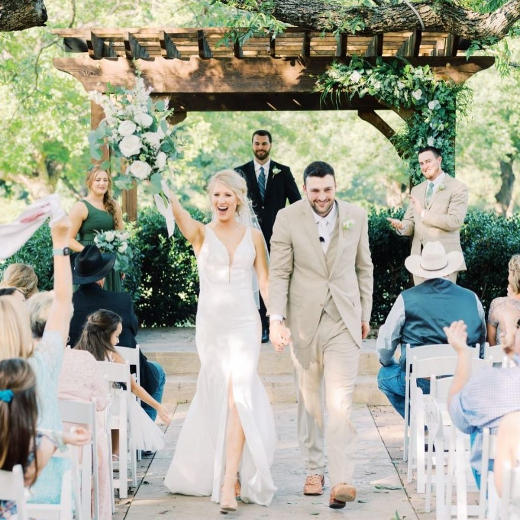 If your wedding venue dreams include something straight out of a storybook Texas tale, we've helped narrow your search in