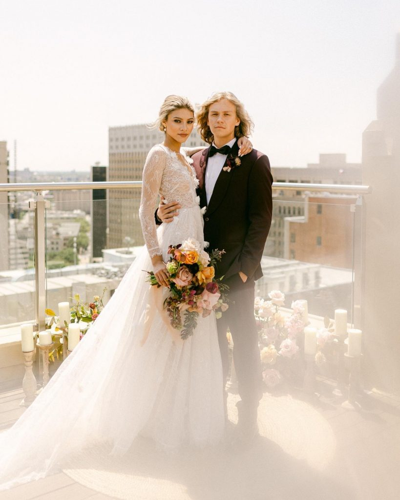 Smooth like butter and as soft as velvet is all we have to say about this relaxed + intimate elopement