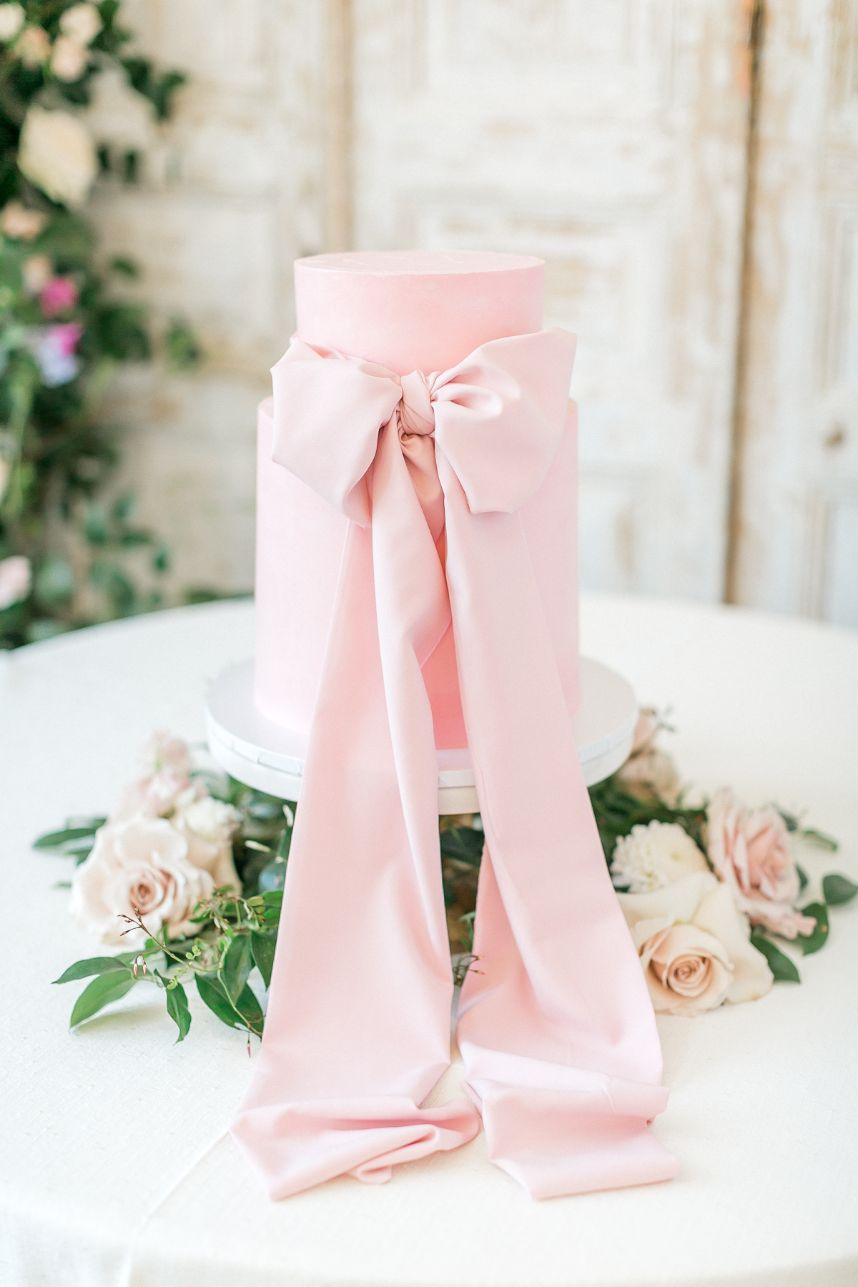 In Your Element: Bridal Bows for a Modern Fairytale Wedding