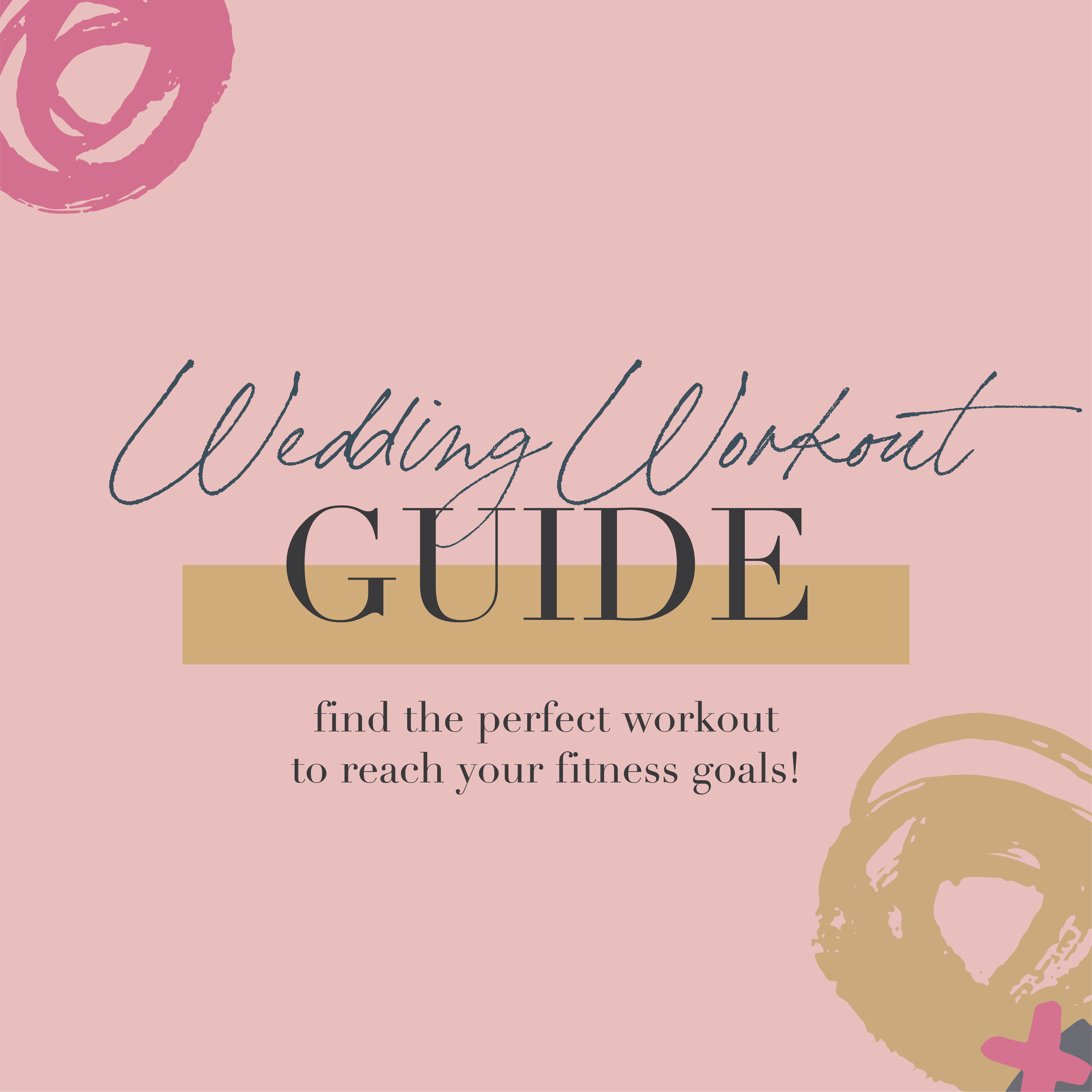 Wedding Work Out Guide Infographic_Blog Featured Image