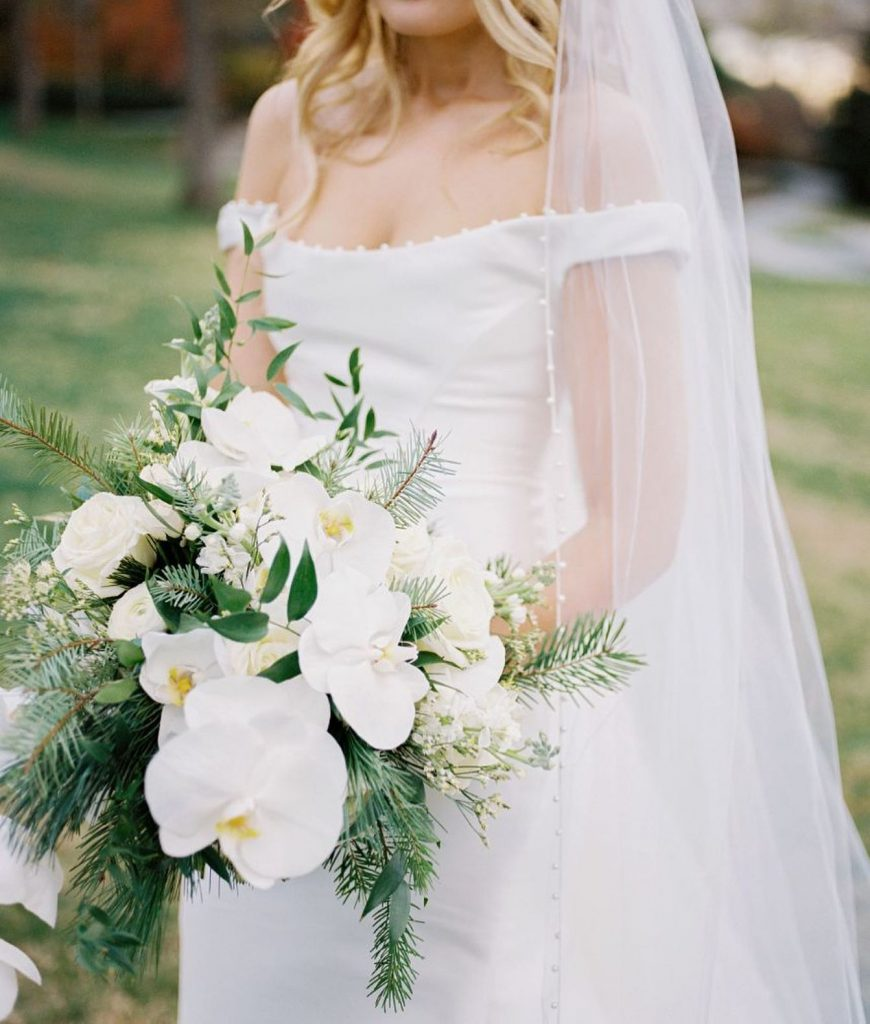 """""""Shelby, our planner from drdelphiniumweddings, was without a doubt the most incredible and helpful vendor I could have ever hoped"""