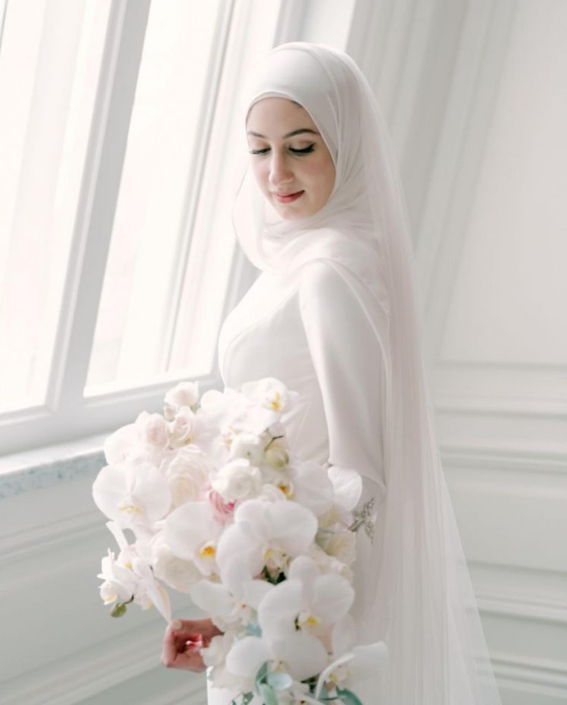 """""""whiteorchid.photo was one of our favorite wedding vendors to work with. Debbie and her team are true artists with an"""