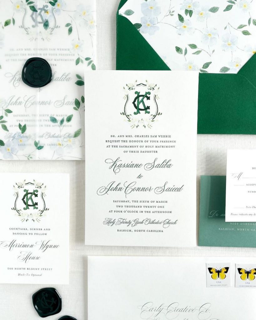 Over the years, wedding invites have evolved into much more than just a single-use save-the-date in a white envelope. 💌